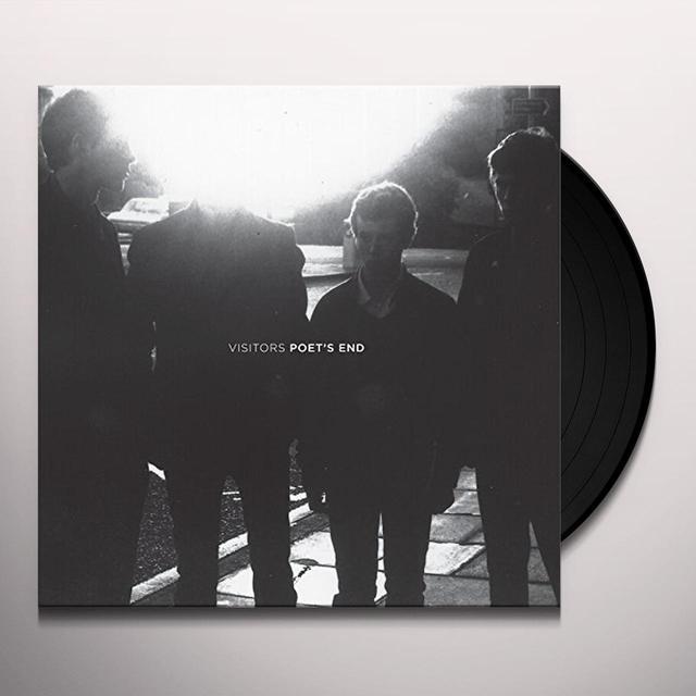 Visitors POETS END Vinyl Record - UK Import