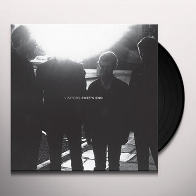 Visitors POETS END Vinyl Record - UK Import