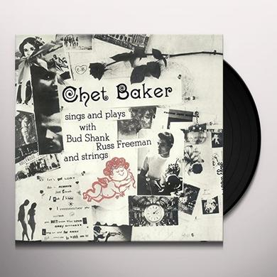 Chet Baker SINGS & PLAYS (BONUS TRACK) Vinyl Record - Spain Import