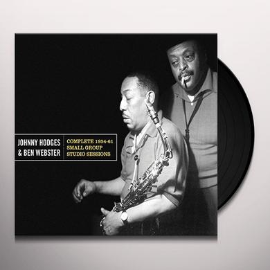 Johnny Hodges / Ben Webster COMPLETE 1951-1954 SMALL GROUP SESSIONS + 8 BONUS Vinyl Record