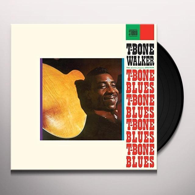 T-Bone Walker T-BONE BLUES + 2 BONUS TRACKS (BONUS TRACKS) Vinyl Record - Spain Import