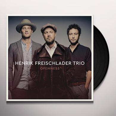 Henrik Trio Freischlader OPENNESS Vinyl Record