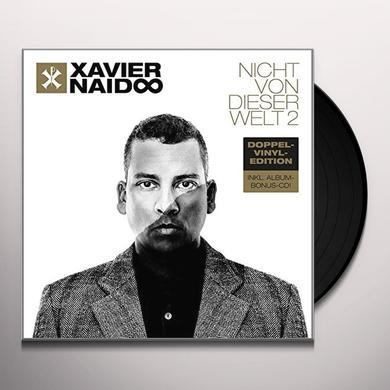 Xavier Naidoo NICHT VON DIESER WELT (GER) Vinyl Record