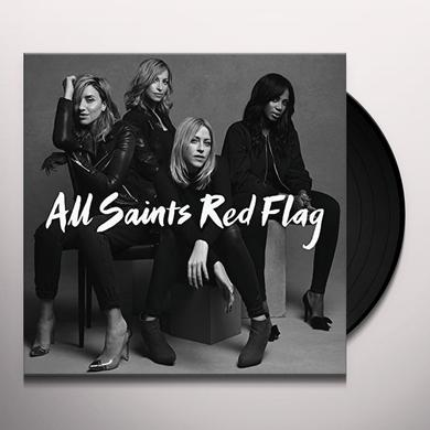 All Saints RED FLAG Vinyl Record