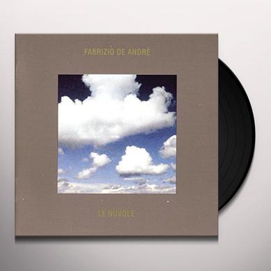 Fabrizio De André LE NUVOLE Vinyl Record - Italy Import