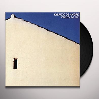 Fabrizio De André CREUZA DE MA Vinyl Record