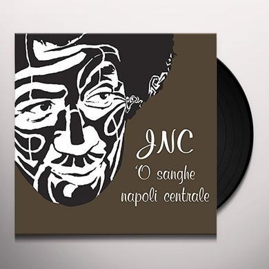 James Senese & Napoli Centrale O SANGHE: JNC NAPOLI CENTRA Vinyl Record