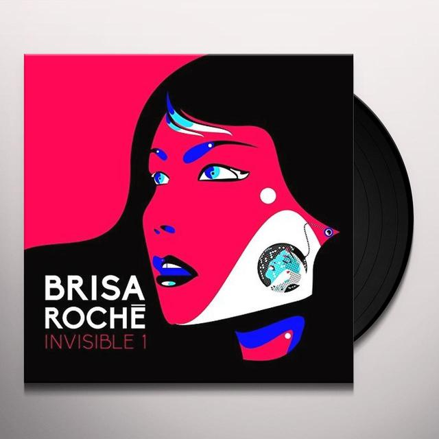 Brisa Roche INVISIBLE 1 Vinyl Record - UK Import