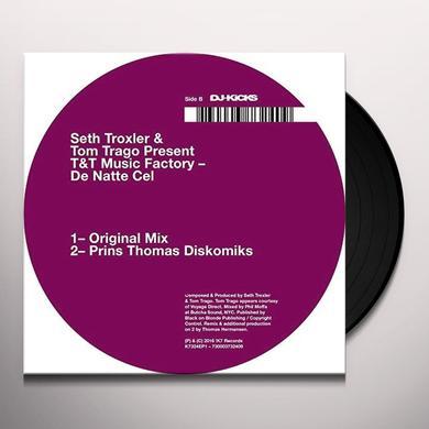 Seth Troxler / Tom Trago DE NATTE CEL Vinyl Record