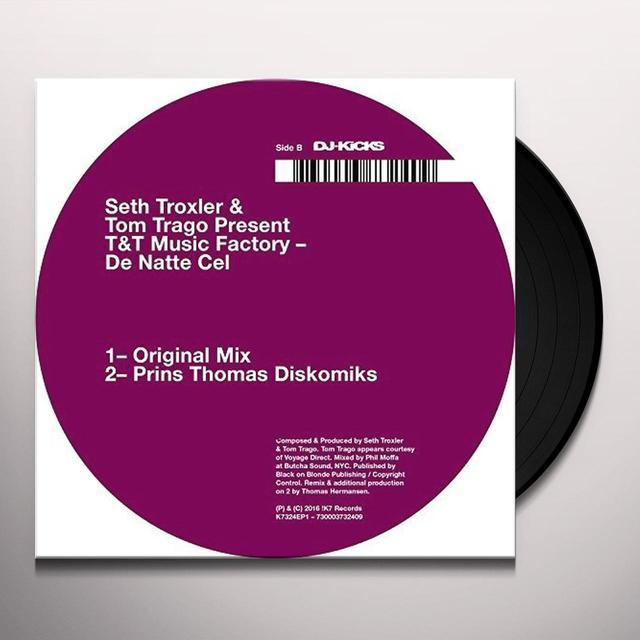 Seth Troxler / Tom Trago DE NATTE CEL Vinyl Record - UK Import