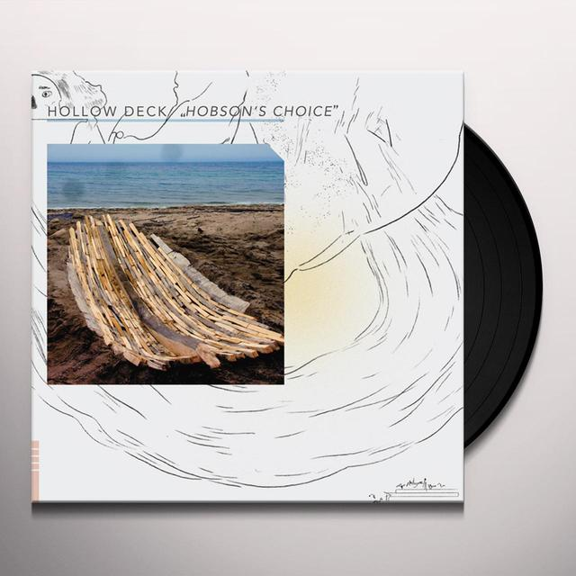 HOLLOW DECK HOBSON'S CHOICE Vinyl Record