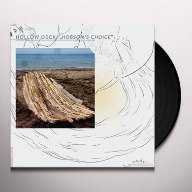 HOLLOW DECK HOBSON'S CHOICE Vinyl Record