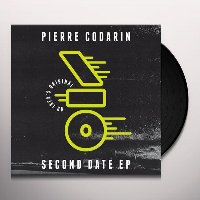 Pierre Codarin SECOND DATE Vinyl Record