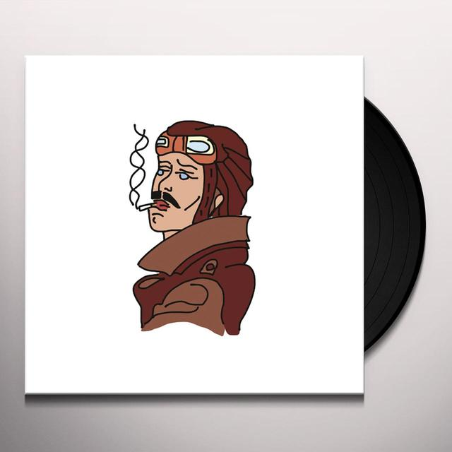 JUNTO CLUB WARM ME UP Vinyl Record