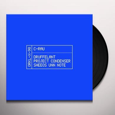 C-RAU ORAKEL X-FILES 2 Vinyl Record