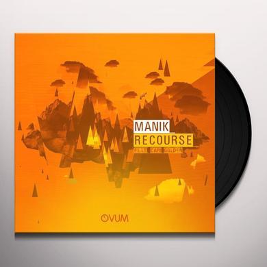 Manik RECOURSE Vinyl Record