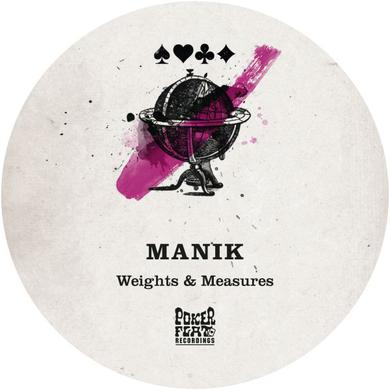 Manik WEIGHTS & MEASURES Vinyl Record