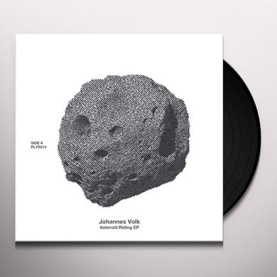 Johannes Volk ASTEROID RIDING Vinyl Record