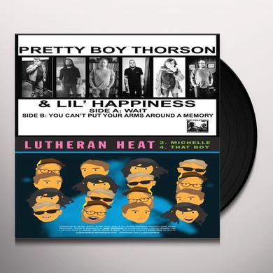PRETTY BOY THORSON / LUTHERAN HEAT Vinyl Record