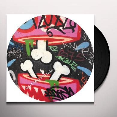 STEVEN WOBBLEJAY HANG OUT Vinyl Record