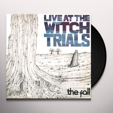 Fall LIVE AT THE WITCH TRIALS Vinyl Record
