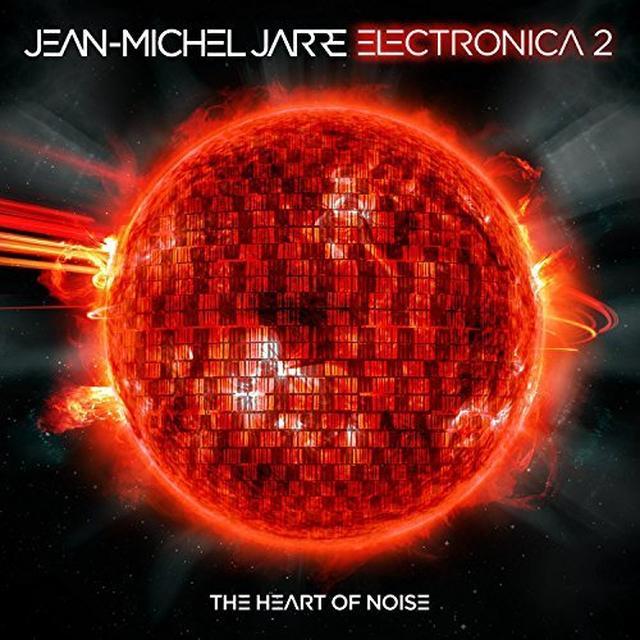 JARRE,JEAN-MICHEL ELECTRONICA 2: HEART OF NOISE Vinyl Record