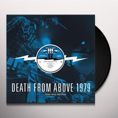Death From Above 1979 LIVE FROM THIRD MAN RECORDS Vinyl Record