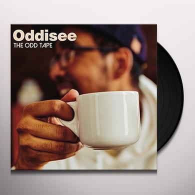 Oddisee ODD TAPE Vinyl Record - Deluxe Edition