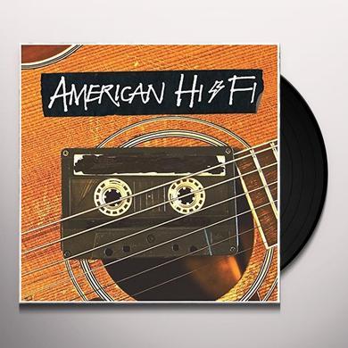 AMERICAN HI-FI ACOUSTIC Vinyl Record