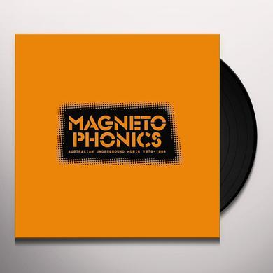 MAGNETOPHONICS - AUSTRALIAN UNDERGROUND / VARIOUS Vinyl Record