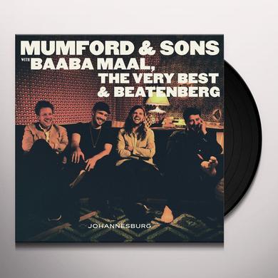 Mumford & Sons JOHANNESBURG  (EP) Vinyl Record - 10 Inch Single