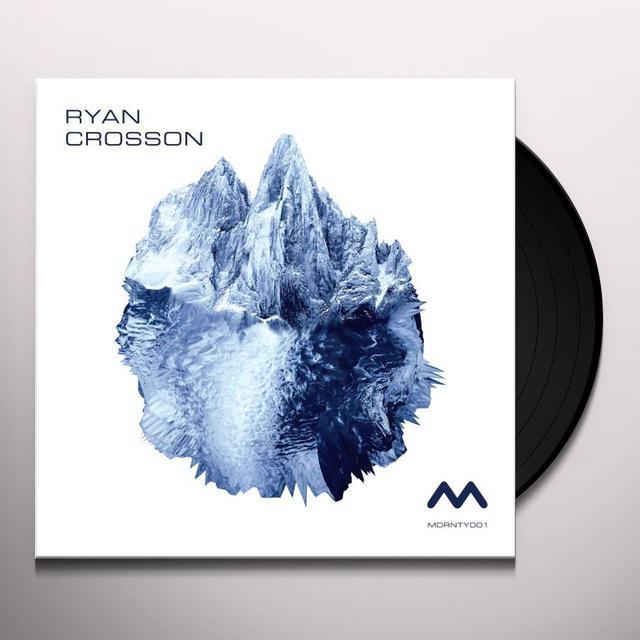Ryan Crosson MDRNTY 001 Vinyl Record