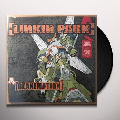 Linkin Park REANIMATION Vinyl Record