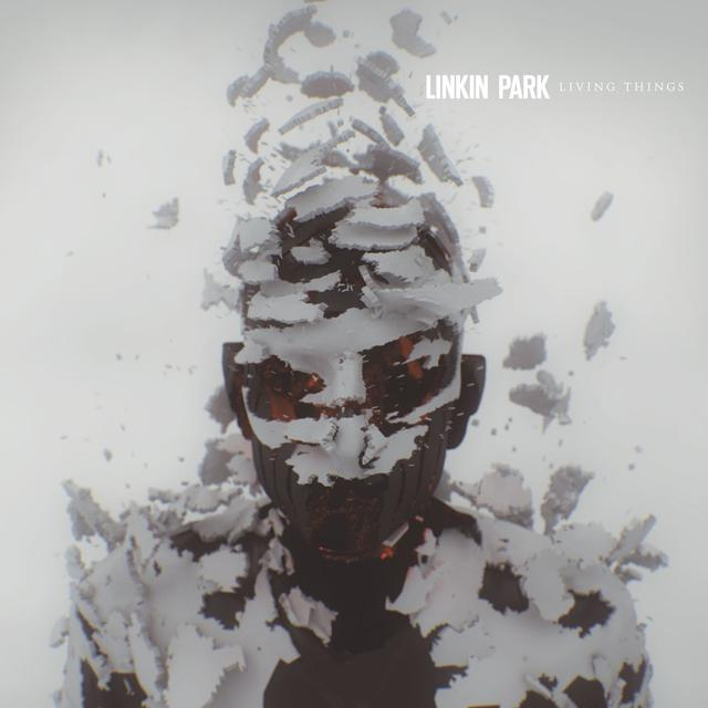 Linkin Park LIVING THINGS Vinyl Record