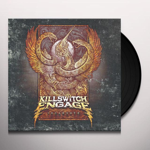 Killswitch Engage INCARNATE Vinyl Record - Digital Download Included