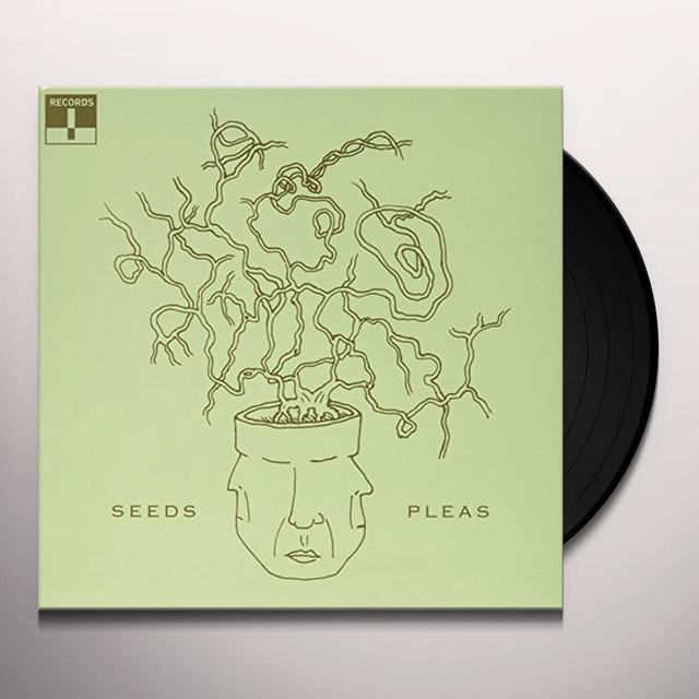 Moses Sumney SEEDS / PLEAS Vinyl Record