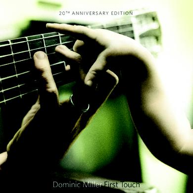Dominic Miller FIRST TOUCH Vinyl Record