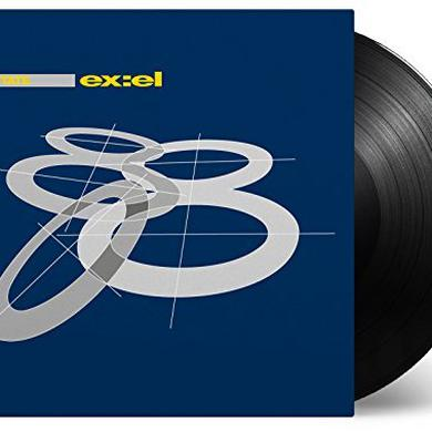 808 State EX:EL (25TH ANNIVERSARY) (YELLOW) Vinyl Record