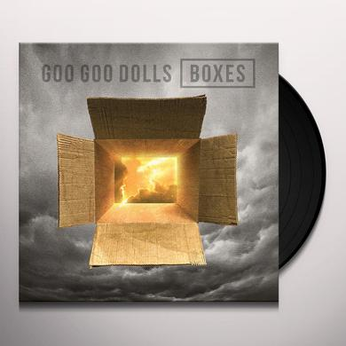 Goo Goo Dolls BOXES Vinyl Record