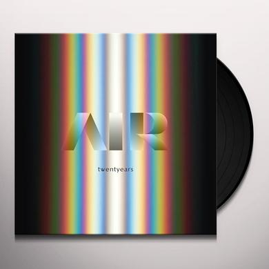 Air TWENTYEARS Vinyl Record - 180 Gram Pressing