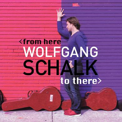 Wolfgang Schalk FROM HERE TO THERE Vinyl Record