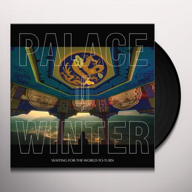 PALACE WINTER WAITING FOR THE WORLD TO TURN Vinyl Record