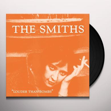 The Smiths LOUDER THAN BOMBS Vinyl Record - Remastered