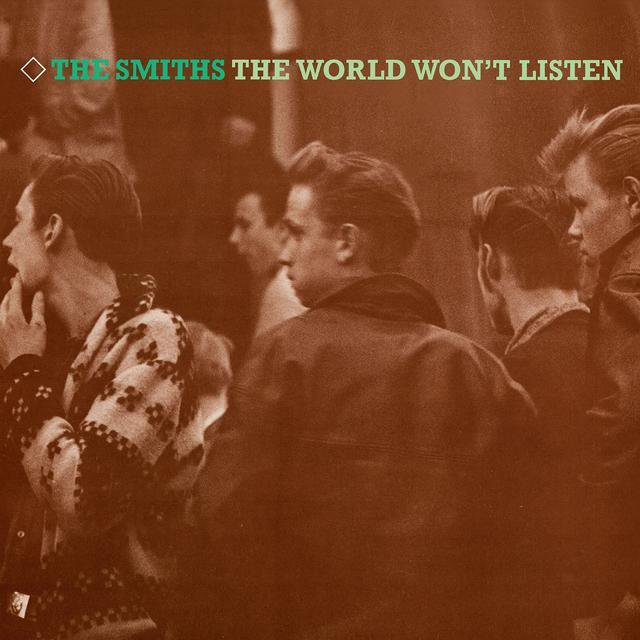 The Smiths WORLD WON'T LISTEN Vinyl Record - Remastered