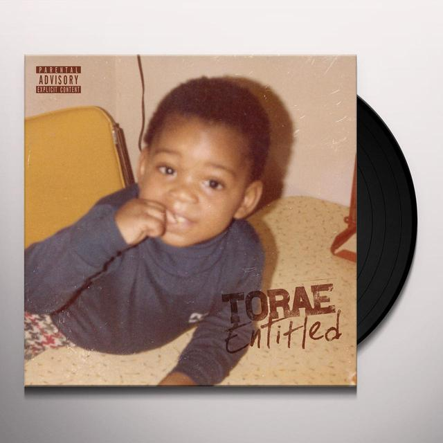Torae ENTITLED Vinyl Record