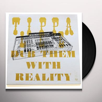 Tippa Lee DUB THEM WITH REALITY Vinyl Record