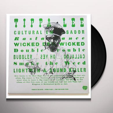Tippa Lee CULTURAL AMBASSADOR Vinyl Record - Digital Download Included