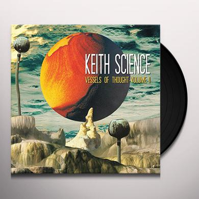 Keith Science VESSELS OF THOUGHT 2 Vinyl Record