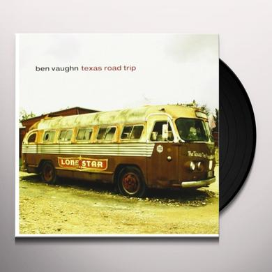 Ben Vaughn TEXAS ROAD TRIP Vinyl Record