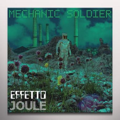 EFFETTO JOULE MECHANIC SOLDIER Vinyl Record - Colored Vinyl, Limited Edition, 180 Gram Pressing, Remastered
